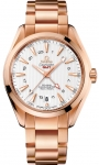Omega Aqua Terra 150m GMT 231.50.43.22.02.001 watch