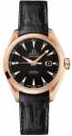 Omega Aqua Terra Ladies Automatic 34mm 231.53.34.20.01.002 watch