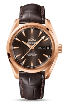 Omega Aqua Terra Annual Calendar 39mm Mens watch, model number - 231.53.39.22.06.001, discount price of £12,000.00 from The Watch Source