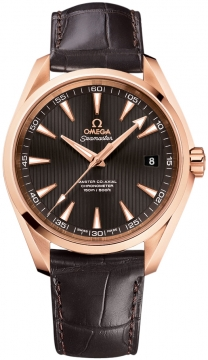 Buy this new Omega Aqua Terra 150m Master Co-Axial 41.5mm 231.53.42.21.06.002 mens watch for the discount price of £11,628.00. UK Retailer.