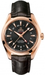 Omega Aqua Terra 150m GMT 231.53.43.22.06.002 watch