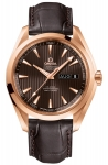 Omega Aqua Terra Annual Calendar 43mm 231.53.43.22.06.003 watch