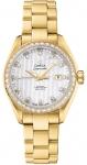 Omega Aqua Terra Ladies Automatic 34mm 231.55.34.20.55.001 watch