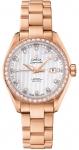Omega Aqua Terra Ladies Automatic 34mm 231.55.34.20.55.002 watch