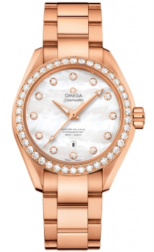Omega Aqua Terra 150m Master Co-Axial 34mm 231.55.34.20.55.003