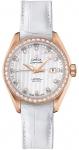 Omega Aqua Terra Ladies Automatic 34mm 231.58.34.20.55.002 watch