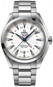 Omega Aqua Terra 150m Master Co-Axial GMT 43mm 231.90.43.22.04.001