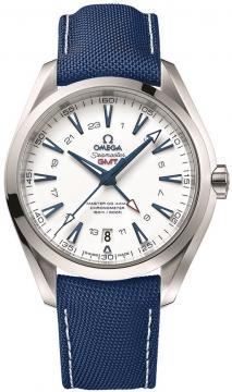 Omega Aqua Terra 150m Master Co-Axial GMT 43mm 231.92.43.22.04.001 watch