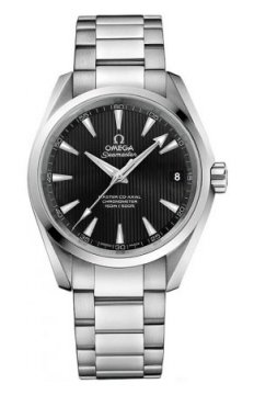 Omega Aqua Terra 150m Master Co-Axial 38.5mm Mens watch, model number - 231.10.39.21.01.002, discount price of £3,600.00 from The Watch Source