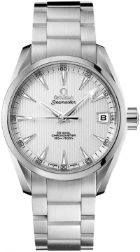 Omega Aqua Terra Automatic Chronometer 38.5mm Mens watch, model number - 231.10.39.21.02.001, discount price of £2,965.00 from The Watch Source
