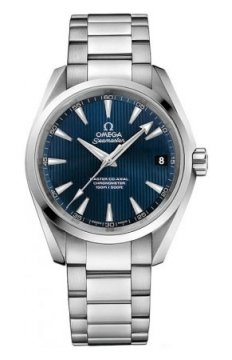 Buy this new Omega Aqua Terra 150m Master Co-Axial 38.5mm 231.10.39.21.03.002 mens watch for the discount price of £3,600.00. UK Retailer.