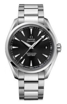 Buy this new Omega Aqua Terra 150m Master Co-Axial 41.5mm 231.10.42.21.01.003 mens watch for the discount price of £3,600.00. UK Retailer.