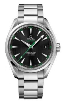 Buy this new Omega Aqua Terra 150m Master Co-Axial 41.5mm 231.10.42.21.01.004 mens watch for the discount price of £3,600.00. UK Retailer.