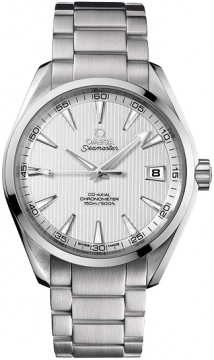 Omega Aqua Terra Automatic Chronometer 41.5mm Mens watch, model number - 231.10.42.21.02.001, discount price of £2,965.00 from The Watch Source