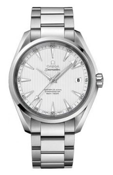Omega Aqua Terra 150m Master Co-Axial 41.5mm Mens watch, model number - 231.10.42.21.02.003, discount price of £3,230.00 from The Watch Source