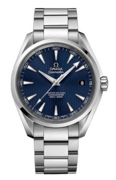 Buy this new Omega Aqua Terra 150m Master Co-Axial 41.5mm 231.10.42.21.03.003 mens watch for the discount price of £3,600.00. UK Retailer.
