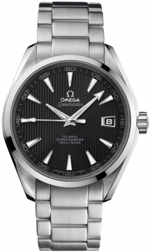 Omega Aqua Terra Automatic Chronometer 41.5mm Mens watch, model number - 231.10.42.21.06.001, discount price of £2,965.00 from The Watch Source