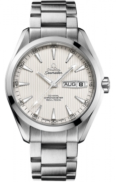 Omega Aqua Terra Annual Calendar 43mm Mens watch, model number - 231.10.43.22.02.001, discount price of £4,510.00 from The Watch Source