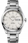 Omega Aqua Terra Annual Calendar 43mm 231.10.43.22.02.001 watch