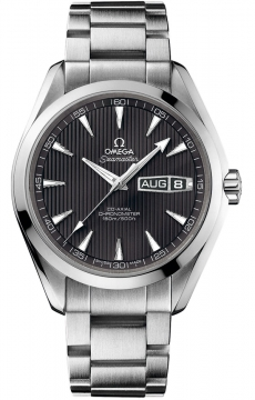 Omega Aqua Terra Annual Calendar 43mm Mens watch, model number - 231.10.43.22.06.001, discount price of £4,510.00 from The Watch Source