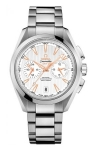 Omega Aqua Terra 150m Co-Axial GMT Chronograph 43mm 231.10.43.52.02.001 watch