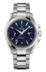 Omega Aqua Terra 150m Co-Axial GMT Chronograph 43mm 231.10.43.52.03.001 watch