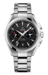 Omega Aqua Terra 150m Co-Axial GMT Chronograph 43mm 231.10.43.52.06.001 watch