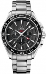 Omega Aqua Terra Chronograph GMT 231.10.44.52.06.001 watch
