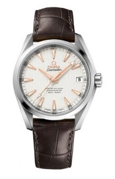 Omega Aqua Terra 150m Master Co-Axial 38.5mm Mens watch, model number - 231.13.39.21.02.003, discount price of £3,636.00 from The Watch Source