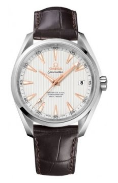 Buy this new Omega Aqua Terra 150m Master Co-Axial 41.5mm 231.13.42.21.02.003 mens watch for the discount price of £3,636.00. UK Retailer.
