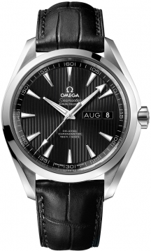 Buy this new Omega Aqua Terra Annual Calendar 43mm 231.13.43.22.01.002 mens watch for the discount price of £4,968.00. UK Retailer.