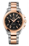 Omega Aqua Terra 150m Co-Axial GMT Chronograph 43mm 231.20.43.52.06.001 watch