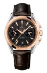 Omega Aqua Terra 150m Co-Axial GMT Chronograph 43mm 231.23.43.52.06.001 watch