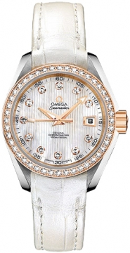Omega Aqua Terra Ladies Automatic 30mm Ladies watch, model number - 231.28.30.20.55.001, discount price of £8,028.00 from The Watch Source