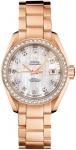 Omega Aqua Terra Ladies Automatic 30mm 231.55.30.20.55.001 watch