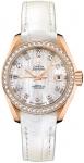 Omega Aqua Terra Ladies Automatic 30mm 231.58.30.20.55.001 watch