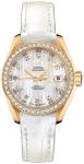 Omega Aqua Terra Ladies Automatic 30mm 231.58.30.20.55.002 watch