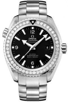Omega Planet Ocean 600m 46mm Mens watch, model number - 232.15.46.21.01.001, discount price of £11,808.00 from The Watch Source