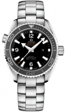 Omega Planet Ocean 600m 37.5mm Midsize watch, model number - 232.30.38.20.01.001, discount price of £3,463.00 from The Watch Source