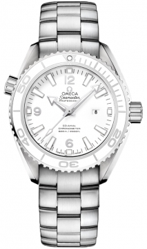 Omega Planet Ocean 600m 37.5mm Midsize watch, model number - 232.30.38.20.04.001, discount price of £3,285.00 from The Watch Source