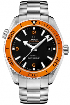 Omega Planet Ocean 600m 46mm Mens watch, model number - 232.30.46.21.01.002, discount price of £3,600.00 from The Watch Source