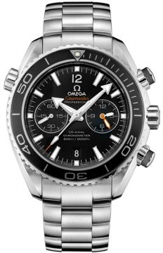 Omega Planet Ocean 600m Co-Axial Chronograph 45.5mm Mens watch, model number - 232.30.46.51.01.001, discount price of £4,450.00 from The Watch Source
