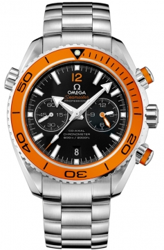 Omega Planet Ocean 600m Co-Axial Chronograph 45.5mm Mens watch, model number - 232.30.46.51.01.002, discount price of £4,554.00 from The Watch Source