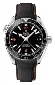Omega Planet Ocean GMT 600m Mens watch, model number - 232.32.44.22.01.002, discount price of £4,130.00 from The Watch Source