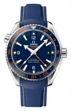 Omega Planet Ocean GMT 600m Mens watch, model number - 232.32.44.22.03.001, discount price of £4,325.00 from The Watch Source