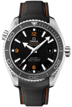 Omega Planet Ocean 600m 46mm Mens watch, model number - 232.32.46.21.01.005, discount price of £3,672.00 from The Watch Source