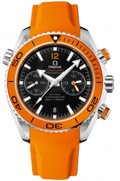 Omega Planet Ocean 600m Co-Axial Chronograph 45.5mm Mens watch, model number - 232.32.46.51.01.001, discount price of £4,255.00 from The Watch Source