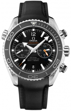 Omega Planet Ocean 600m Co-Axial Chronograph 45.5mm Mens watch, model number - 232.32.46.51.01.003, discount price of £4,385.00 from The Watch Source