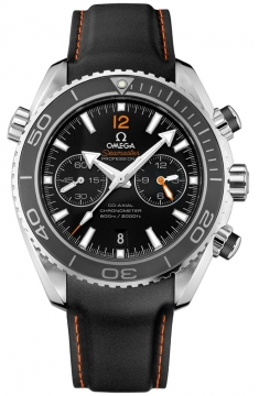 Omega Planet Ocean 600m Co-Axial Chronograph 45.5mm Mens watch, model number - 232.32.46.51.01.005, discount price of £4,385.00 from The Watch Source