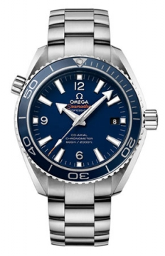 Omega Planet Ocean 600m 42mm Mens watch, model number - 232.90.42.21.03.001, discount price of £4,640.00 from The Watch Source